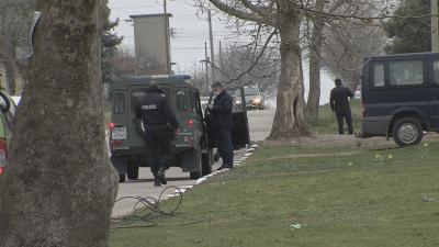 Полицейска акция в Славяново по сигнал за търговия с гласове