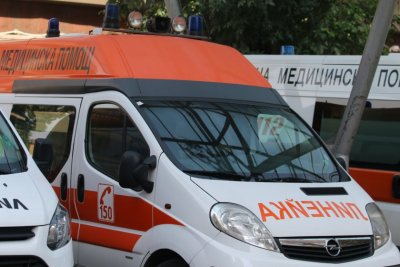 """Билборд за малко не уби дете в благоевградския квартал """"Струмско"""""""