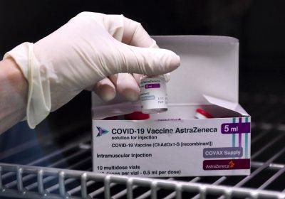 """Великобритания проучва случаи на тромбоза след ваксинация с """"Астра Зенека"""""""
