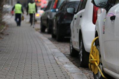 Без престой и паркиране в част от центъра на София утре