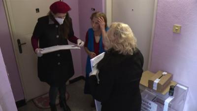 Хора с увреждания в Русе не успяха да участват във вота