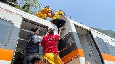 Влаковата катастрофа в Тайван - най-тежката в историята на страната