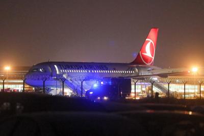 Евакуират летището във Варшава заради сигнал за бомба