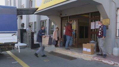 Въпреки карантината: Хиляди изселници се готвят да гласуват в Турция