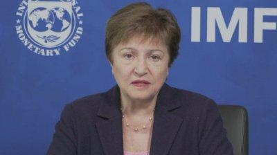 Кристалина Георгиева: Икономиката се възстановява, но бързият растеж крие рискове