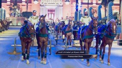 """Парад на мумиите: Има ли връзка """"Проклятието на фараона"""" с кризата в Суецкия канал?"""