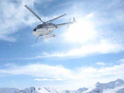 Хели ски - опасно и луксозно преживяване