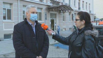 10 нови кислородни концентратори получи болницата в Сливен