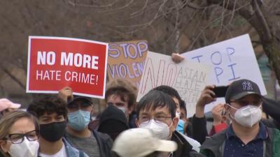 Масови шествия в САЩ - в подкрепа на американците от азиатски произход