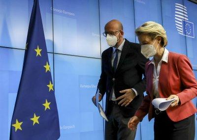 Евролидери отиват в Турция на среща с Ердоган