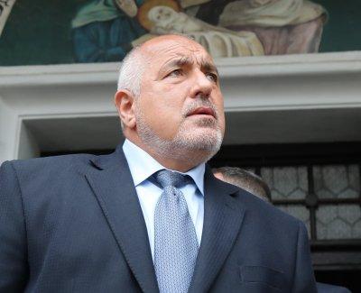 Борисов: Ще предложа друг за премиер