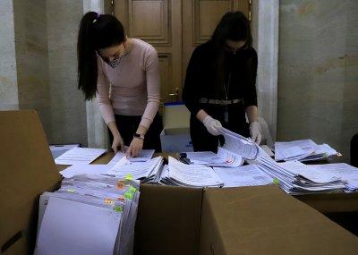 Какъв е пътят на един изборен протокол