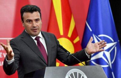 Зоран Заев поздрави българите за успешно проведените избори в условия на пандемия