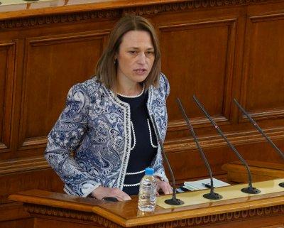 Ива Митева: Убедена съм, че ще работим достойно за авторитета на този парламент