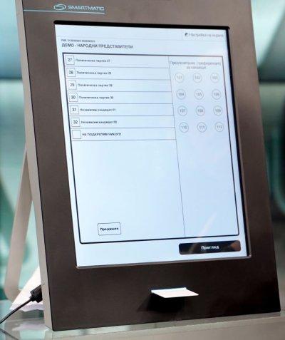 """""""Сиела"""" за машинното гласуване: Не можем да даваме публични изявления"""