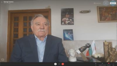 Космонавтът Георги Иванов: Голямо щастие е да видиш Земята от 300-400 км