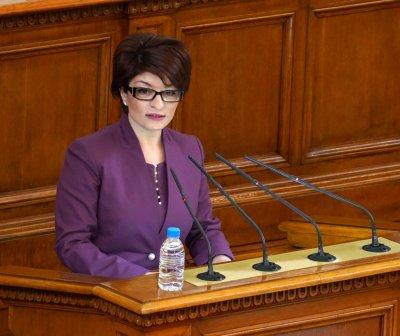 Десислава Атанасова: Ще предложим кабинет, който да заработи на бързи обороти