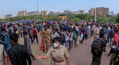 Индия е новият епицентър на пандемията от COVID-19