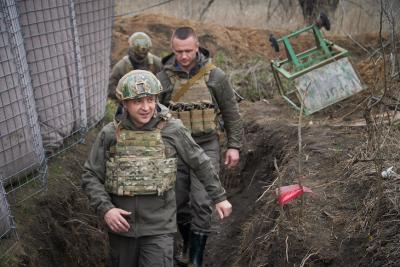 Утре предстоят разговори за обстановката в Източна Украйна