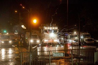 Протестите в Белфаст не стихват