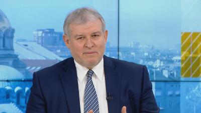 Румен Христов: ГЕРБ-СДС трябва да предложи сериозен кабинет с хоризонт 4 години