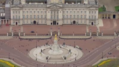 Кралица Елизабет Втора с първи ангажимент след смъртта на принц Филип