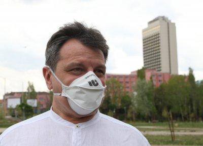 Д-р Симидчиев: Като лекар съм изненадан от разформироването на Щаба
