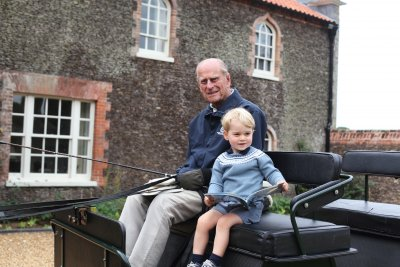 Необикновеният живот на принц Филип