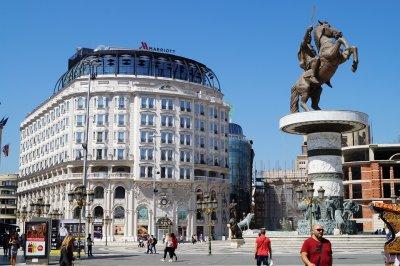 От 6 април: Нов полицейски час и затягане на мерките в РС Македония