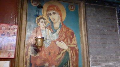 """Почитат чудотворната икона на Богородица """"Златна ябълка"""""""
