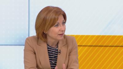 Боряна Димитрова: Обърната е вратата към промяна