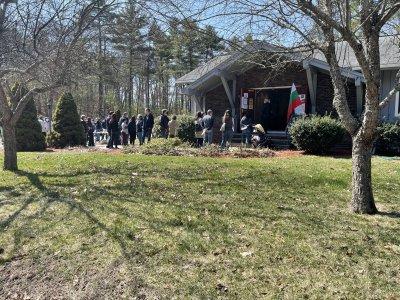 Българите в Бостън гласуваха при стриктно спазване на мерките