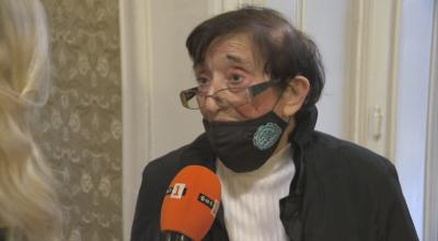 Мика Зайкова ексклузивно пред БНТ: Има една цел и тя се казва България