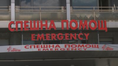 """Оперират по спешност блъснатото от камион в """"Люлин"""" дете"""