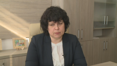 Таня Михайлова: Като втора група от 26 април са заложени 5-и, 9-и и 12-и клас