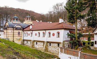 Дивотинският манастир - един от най-старите действащи манастири у нас