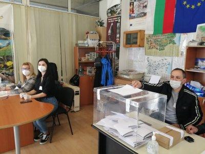 При 100% обработени данни: ГЕРБ е първа политическа сила в Смолян