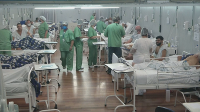 Бразилия - лаборатория за ковид криза?