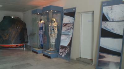 Показват снимки от полета на Георги Иванов в Музея на космонавтиката в Крумово