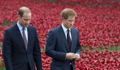 Нарушават протокола на погребението на принц Филип: Уилям и Хари няма да стоят един до друг