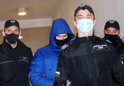 Разпитаха майката и брата на подсъдимия Кристиян Николов