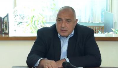 """Борисов: Радев каза """"Правителството да работи"""", неговите малки партии наложиха мораториум"""
