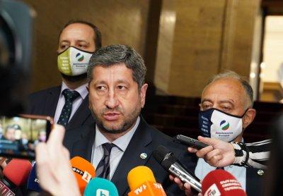 Христо Иванов: Считаме, че реалният шанс за излъчване на правителство е вторият мандат