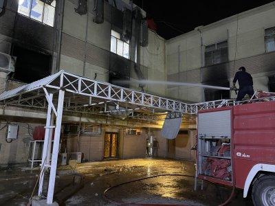 След трагедията в болница в Ирак: Сградата не е имала противопожарна система