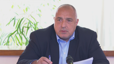 Борисов: Опонентите ни нямат капацитет да управляват (ОБЗОР)