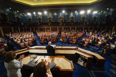 В първата си реч пред Конгреса Байдън изложи голям инвестиционен план