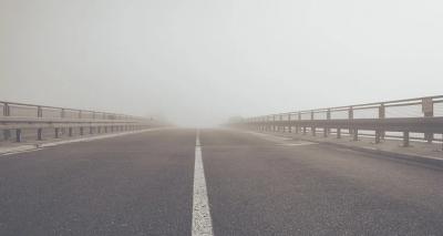 Мъгла ограничава движението в района на Сандански