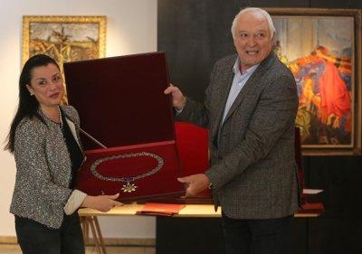 """Министерство на културата връчи наградите """"Златен век"""" на изявените дейци"""