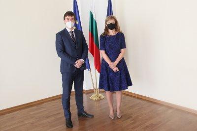 България отново потвърди пълната си подкрепа за Чехия