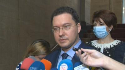 """Митов: Това, че """"Има такъв народ"""" и ДБ отказаха среща с ГЕРБ, е откровена политическа незрялост"""